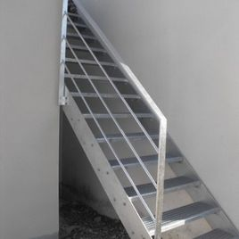 escalier METAL CREATION 5