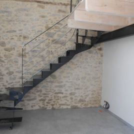 escalier METAL CREATION 7